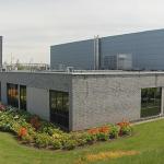 Центральний склад і офіс компанії в Чонсткові Мазовецкому