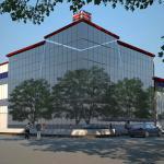 Нововідкритий завод по виробництву герметиків Soudal McCoy в Індії
