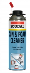 Gun and Foam Cleaner