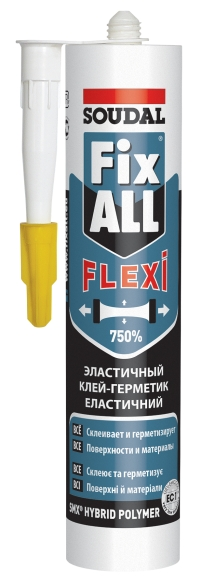 Fix All Flexi Гібридний клей-герметик